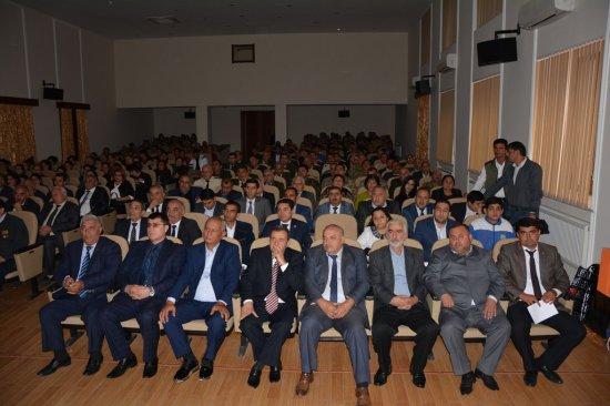 """""""Qəhrəman Tərtər""""in təqdimatı olub"""