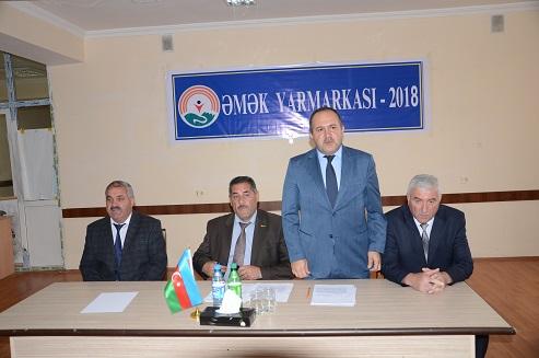 Tərtər rayonunda növbəti əmək yarmarkası keçirildi