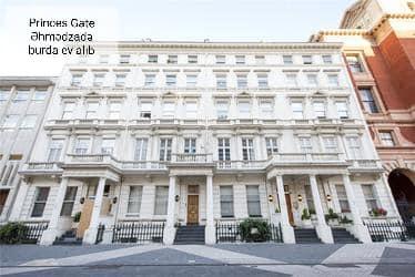 Baş bankirlə ASC sədrinin Avropaya daşıdığı milyonlar: Qudaların Londondakı mülkləri (VİDEO)