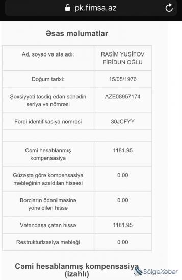 """""""""""Unibank"""" nəinki faiz silir, hələ özündən mifik faizlər fikirləsir"""""""