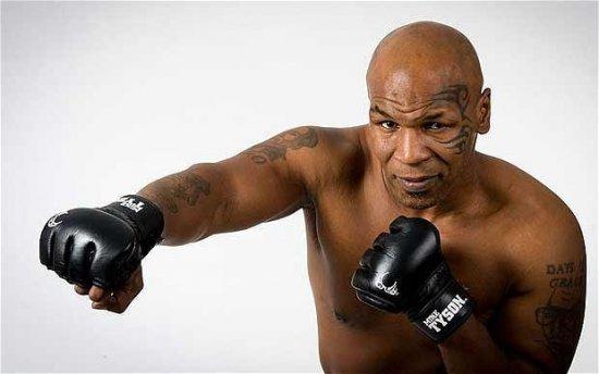 Keçmiş UFC çempionu Mayk Taysonu döyüşə çağırdı