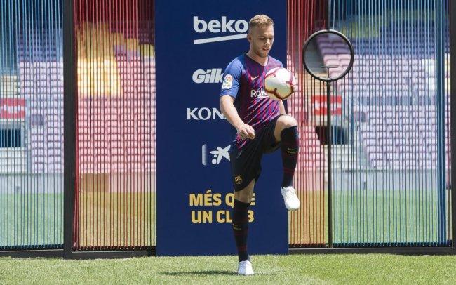 """Barselona""dan ""Yuventus""a 82 milyon avroluq transfer - RƏSMİ"