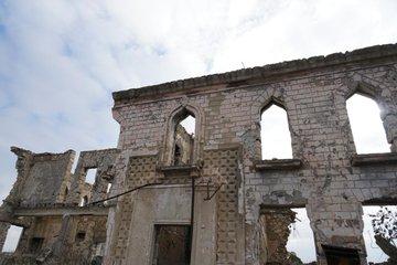 Hikmət Hacıyev: Ermənistanın Ağdamdakı dağıntıları nüvə silahından da pisdir